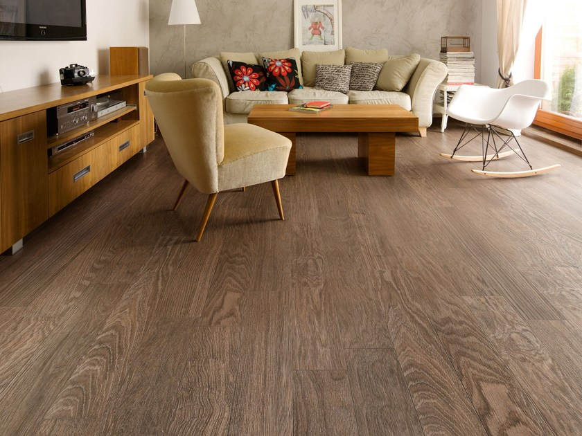 Porcelain stoneware flooring with wood effect HEJMO - CERAMICA SANT'AGOSTINO