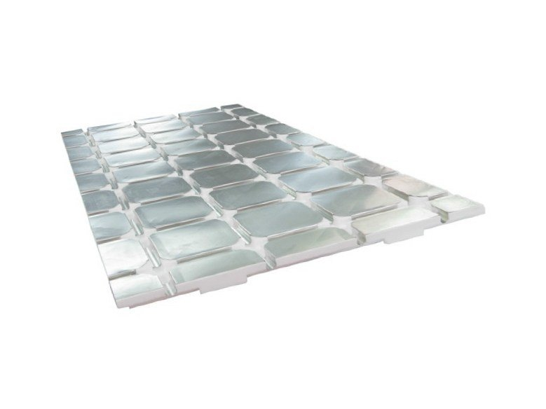 Radiant floor panel Radiant dry floor panel by Giacomini