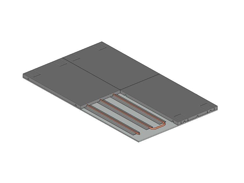 Plasterboard panel GKC - Giacomini