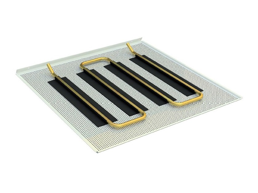 Radiant ceiling panel GK PSV - Giacomini