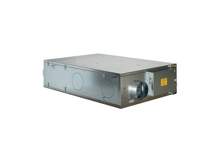 Heat recovery unit KDV - Giacomini