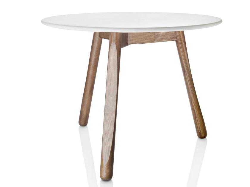 Round table MARNIE | Round table - ALMA DESIGN