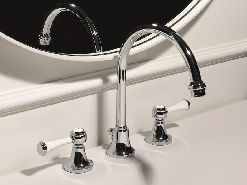Classic style 3 hole washbasin tap AGORÀ CLASSIC | Washbasin tap - ZUCCHETTI