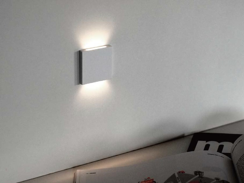 Wall-mounted steplight BANG Q - Flexalighting
