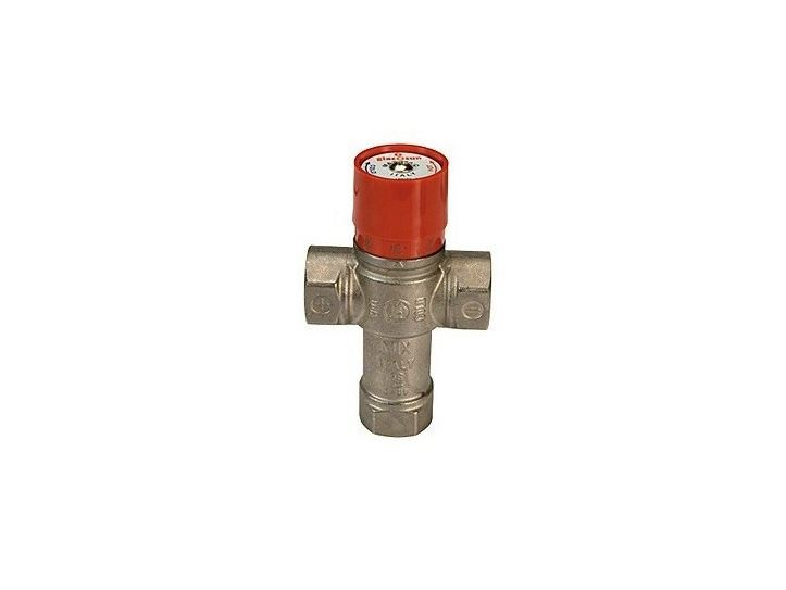 Thermostatic mixing valve Thermostatic mixing valve - Giacomini