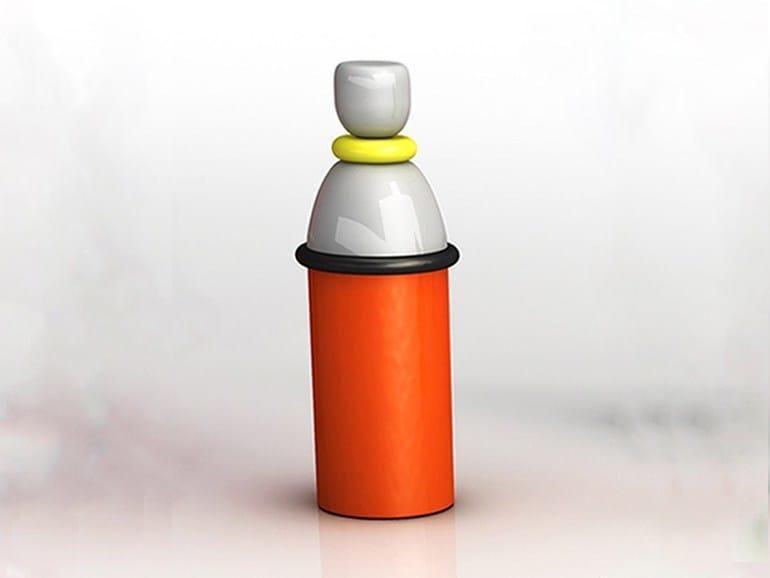 Aluminium jar LE SÉLECT by altreforme