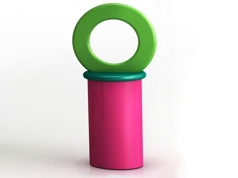 Aluminium jar DINGO BAR by altreforme