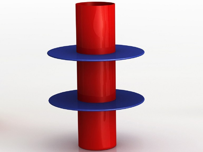 Aluminium vase LA CLOSERIE DES LILAS - altreforme