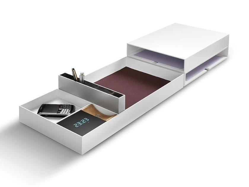 Set de bureau melbourne by made design design francesc rif for Set de bureau design