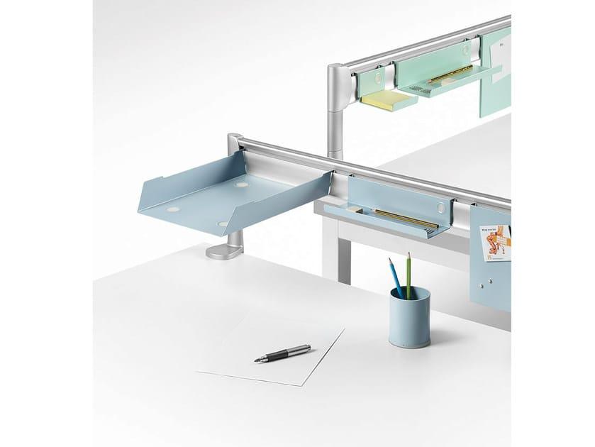 Portapenne in acciaio sidney portapenne made design for Portapenne ufficio design