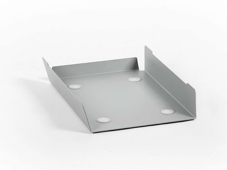 Steel stationery organizer SIDNEY | Stationery organizer - Made Design Barcelona