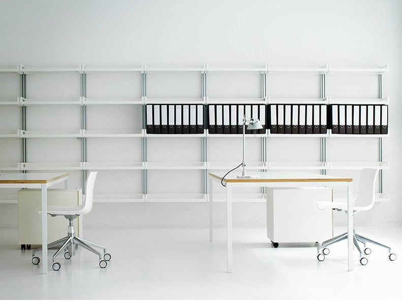 Modular shelving unit BRISBANE - Made Design Barcelona