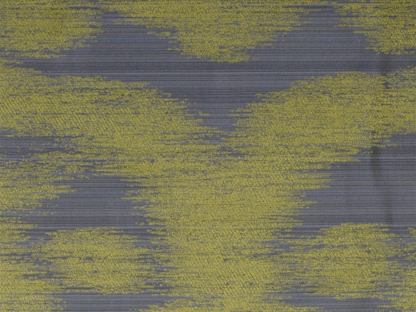 Silk and cotton fabric HAIREL FOG - KOHRO