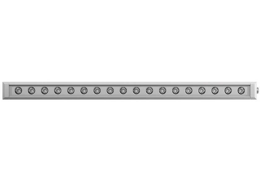 Recessed extruded aluminium ceiling lamp MINI CORNICHE | Ceiling lamp by Platek