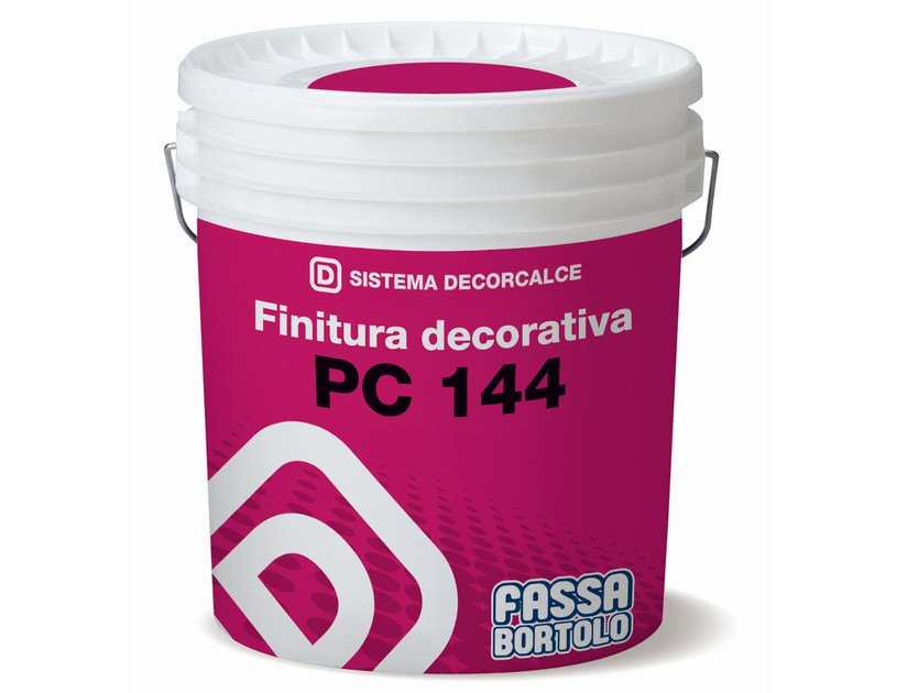 Breathable water-based paint PC 144 - FASSA