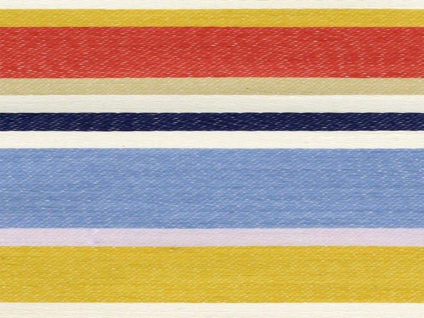 Striped fabric CARIOCA 2 by KOHRO