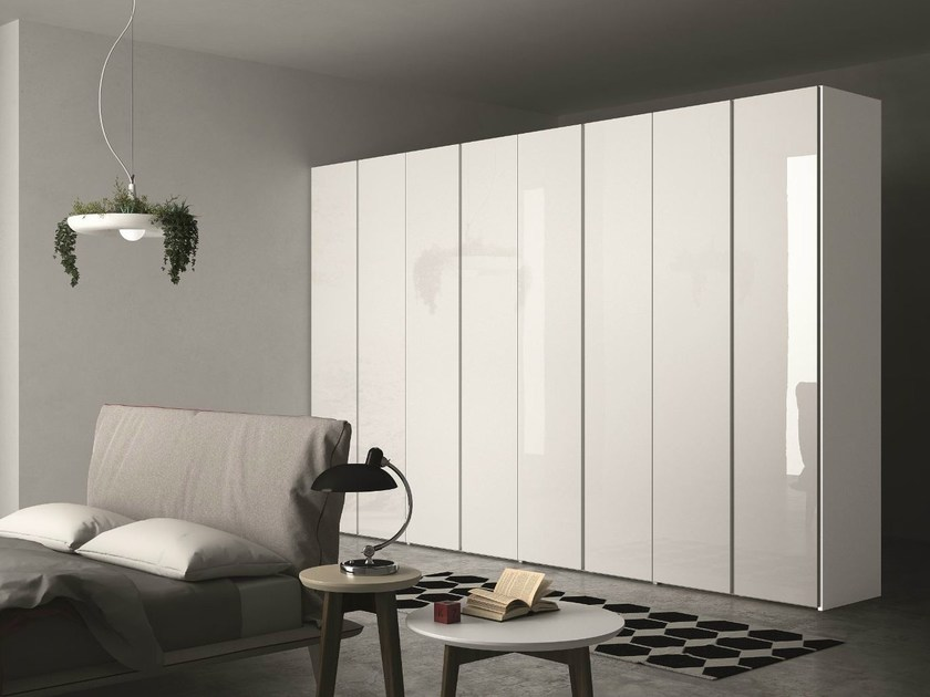 Lacquered wardrobe EMOTION 7 by Dall'Agnese
