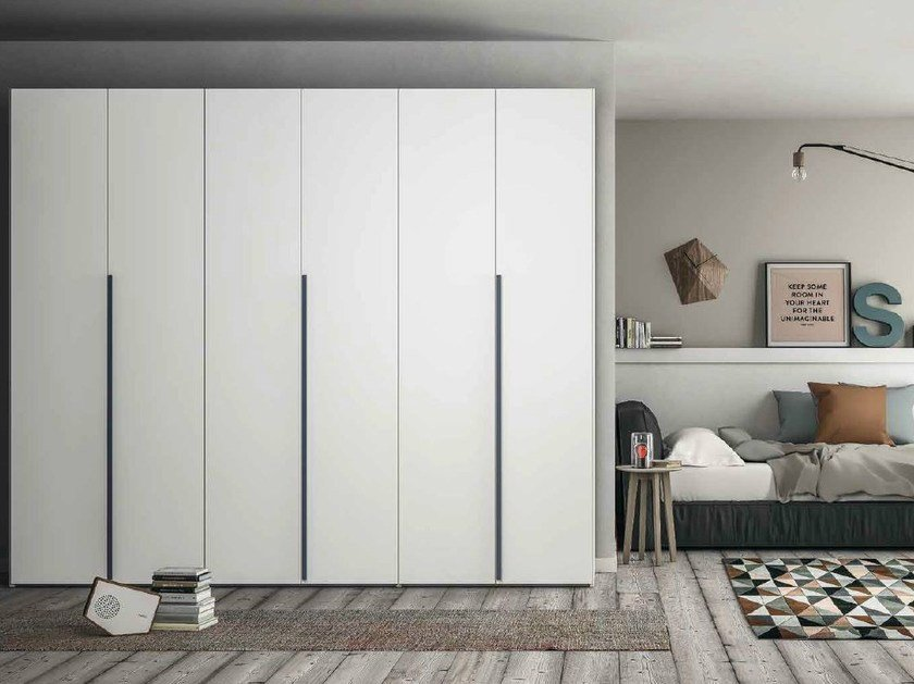 Lacquered wardrobe EMOTION 11 - Dall'Agnese
