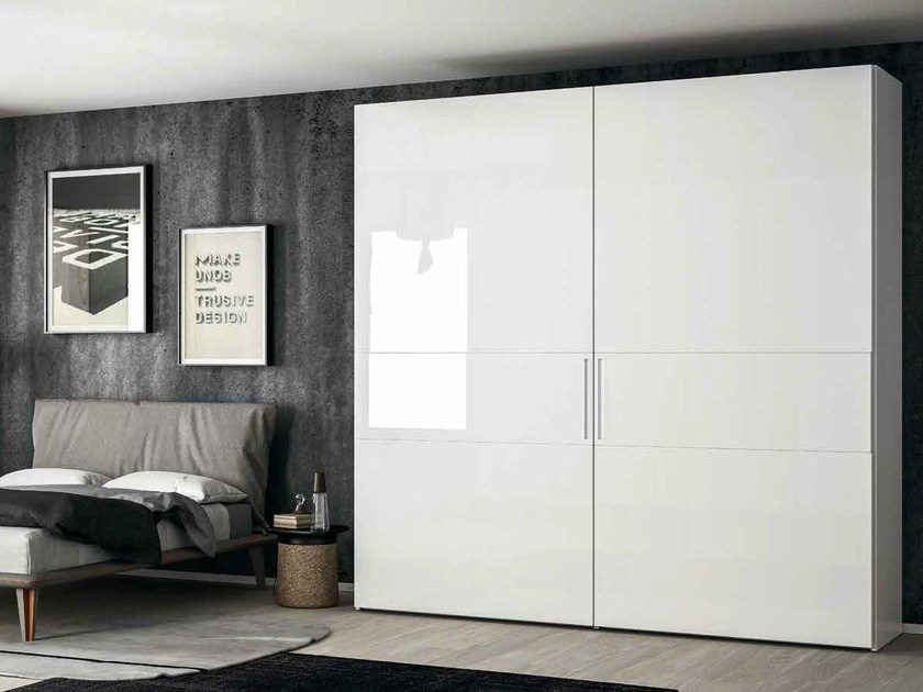 Lacquered wardrobe with sliding doors EMOTION SCORREVOLE 4 - Dall'Agnese