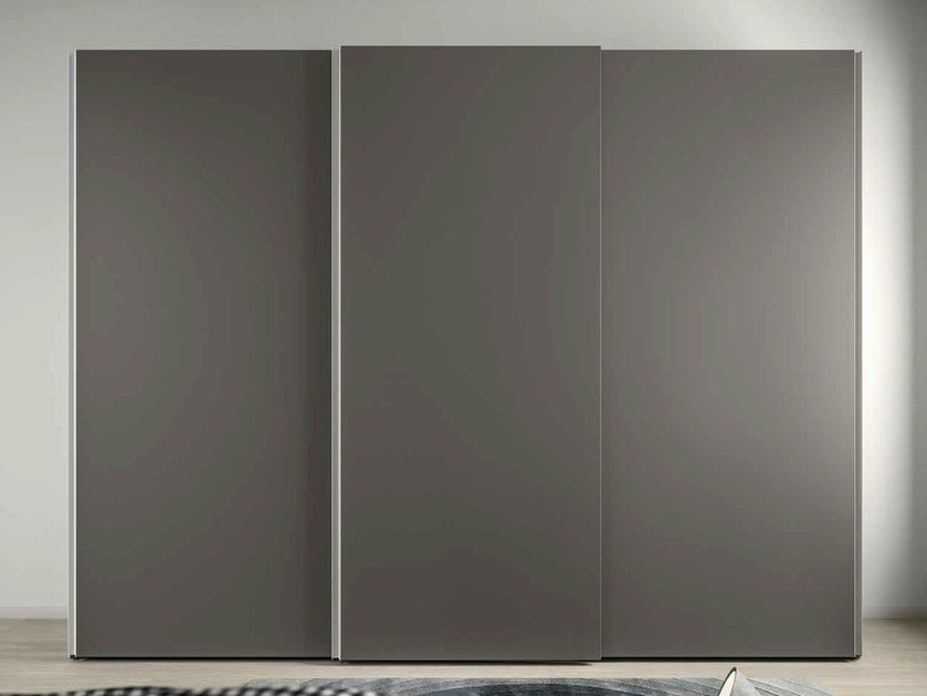 Lacquered wardrobe with sliding doors EMOTION SCORREVOLE 2 - Dall'Agnese