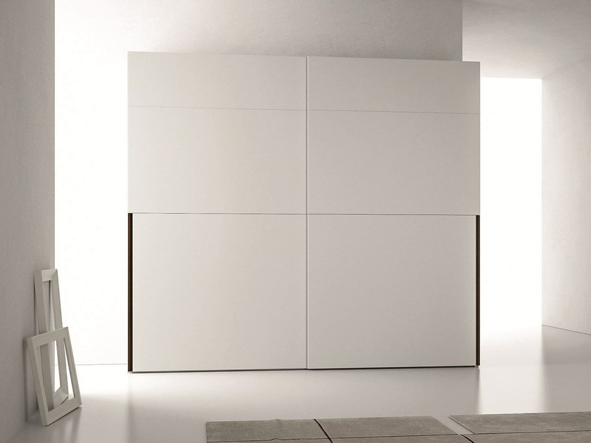 Lacquered wardrobe with sliding doors EMOTION SCORREVOLE 6 - Dall'Agnese