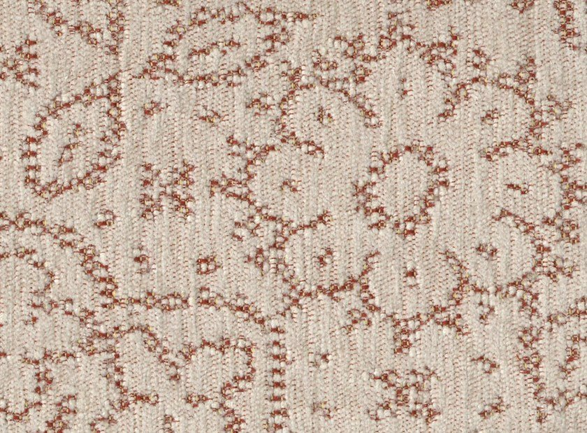 Viscose and cotton fabric with floral pattern HAMEAU DU MIDI - KOHRO