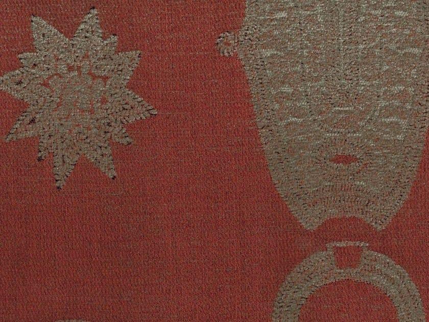 Cotton fabric CUERNAVACA by KOHRO