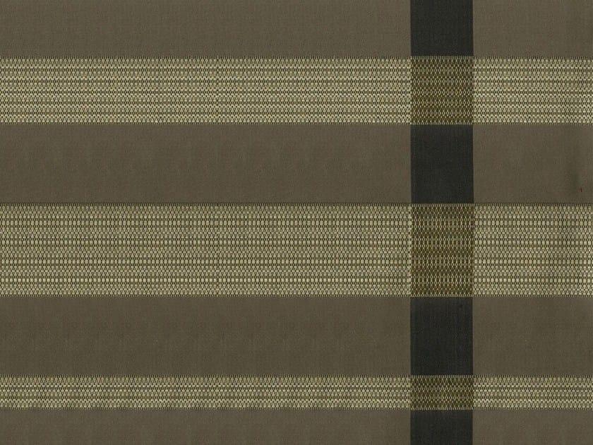 Striped cotton fabric GLAM RODEO DRIVE - KOHRO