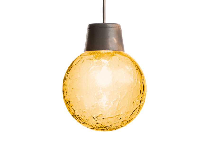 Glass pendant lamp SHIBUYA | Pendant lamp by ZERO