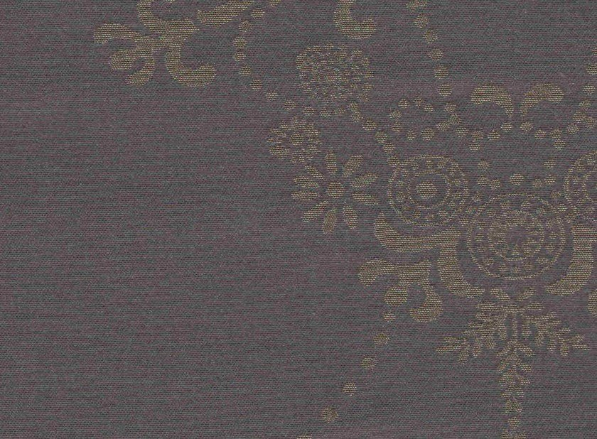 Cotton fabric with floral pattern LEONOR - KOHRO