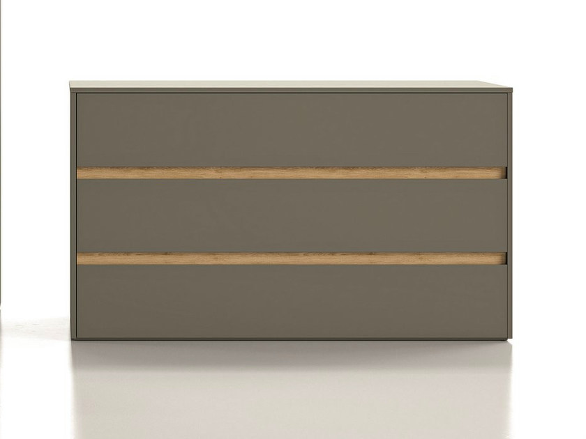 Lacquered dresser ZIP | Dresser by Dall'Agnese