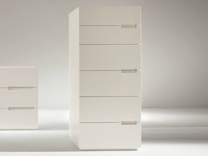 Lacquered chest of drawers ASOLA | Lacquered chest of drawers by Dall'Agnese
