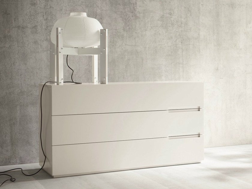 Lacquered dresser ASOLA | Lacquered dresser - Dall'Agnese