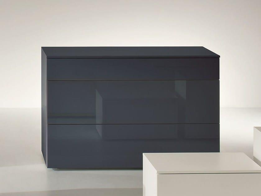 Lacquered dresser SLIM | Dresser - Dall'Agnese