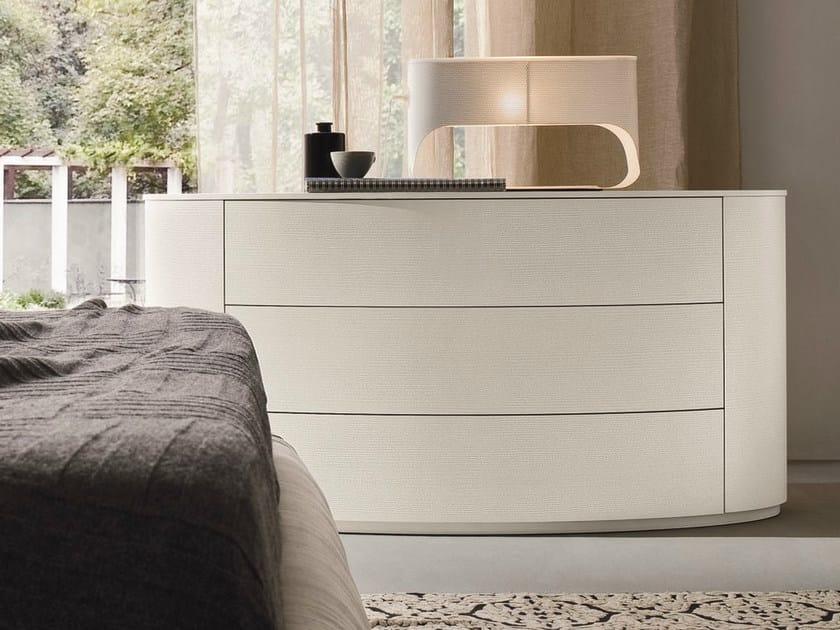Lacquered dresser CHRISTAL | Dresser - Dall'Agnese