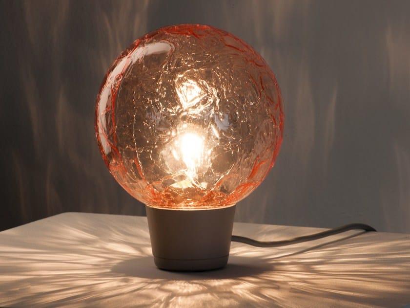 Glass table lamp SHIBUYA | Table lamp - ZERO