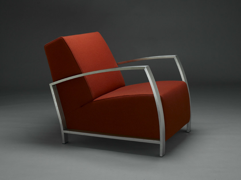 Armchair with armrests BLONDY | Armchair - mminterier