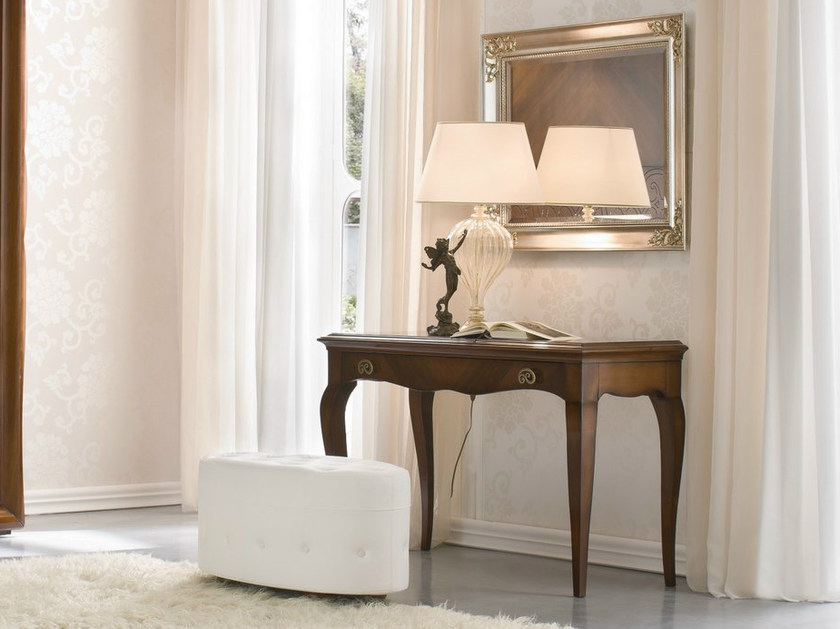 Walnut dressing table SYMFONIA | Walnut dressing table - Dall'Agnese