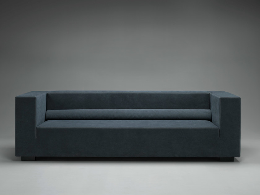 Fabric sofa with removable cover FRONDÒ | Sofa - mminterier