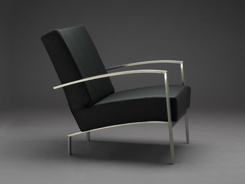 Armchair with armrests DIDAKT | Armchair - mminterier