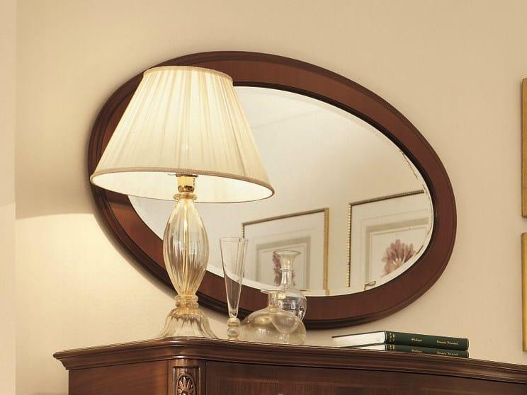 50 specchi per bagno moderni dal design particolare specchio ovale