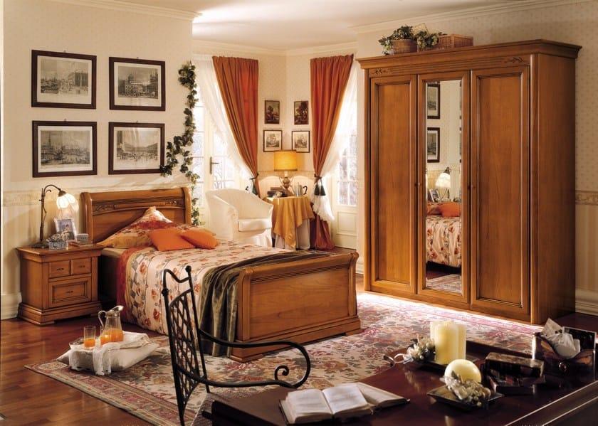 Chopin armadio per camerette by dall agnese - Armadio ciliegio specchio ...