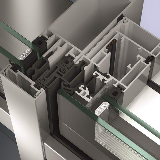 finestra per facciate strutturali simplysmart aws 114 sch co. Black Bedroom Furniture Sets. Home Design Ideas