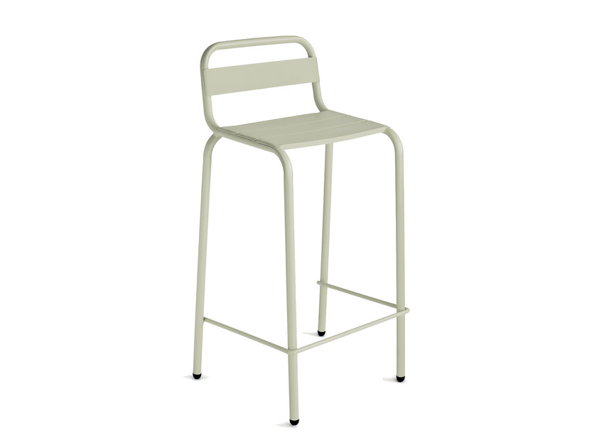 Counter stool with footrest BARCELONETA | Counter stool - iSimar