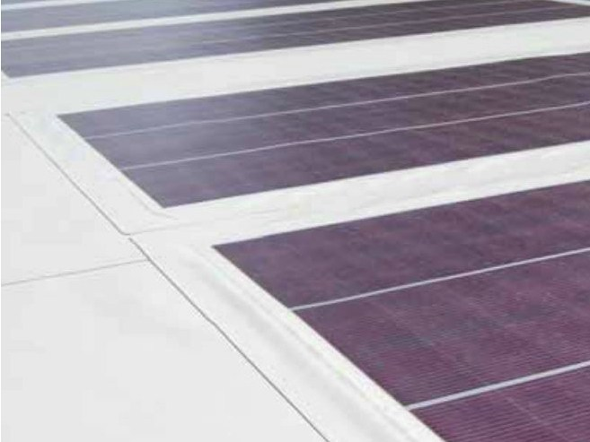 Prefabricated polymer membrane FLAGON Energy Plus - FLAG