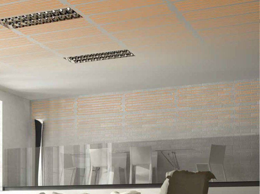 Radiant wall panel / Radiant ceiling panel ELEVO PLUS - Rhoss