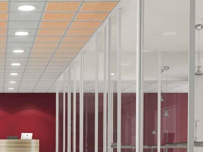 Radiant ceiling panel RI-QUADRO PLUS - Rhoss