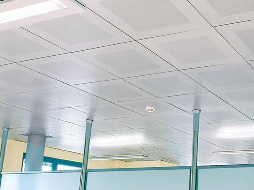 Radiant ceiling panel MODULO EMME - Rhoss