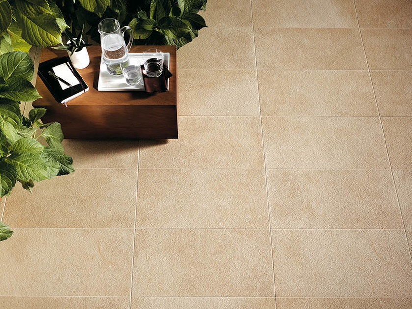 Porcelain stoneware wall/floor tiles with stone effect ADVANCE - Atlas Concorde