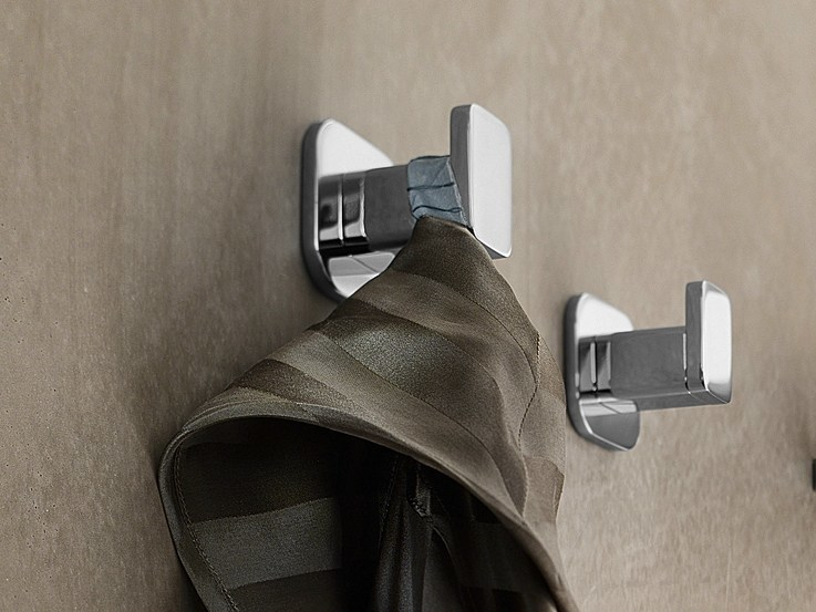 Robe hook / towel rack PLUS | Robe hook - Carlo Nobili Rubinetterie